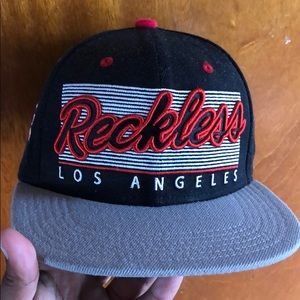 Young &reckless snap back